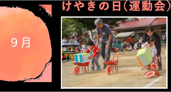けやきの日(運動会)